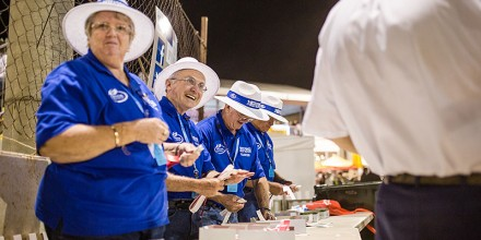 Volunteer at Beef Australia 2018